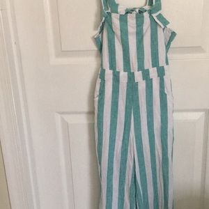 Girls Cat and Jack Jumpsuit